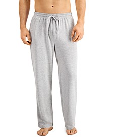 Men's Cotton Pajama Pants, Created for Macy's