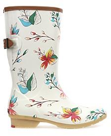 Women's Tropics Bainbridge Adjustable Mid-Calf Rain boot