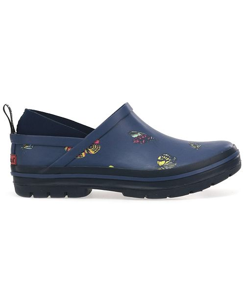 Chooka Women's Butterfly Madrona Step-In Rain Shoe