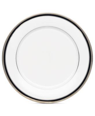 Dinnerware, Austin Platinum Dinner Plate