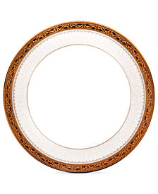 Noritake Dinnerware, Odessa Gold Bread and Butter Plate