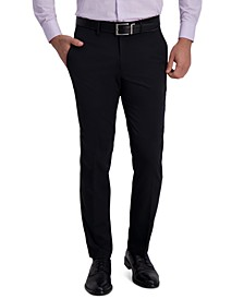 Men's Slim-Fit Technicole Stretch Flex Waistband Dress Pants