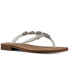 Women's X Neil Lane Perfect Flat Thong Sandals