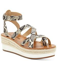 Women's Jakina Espadrille Wedge Sandals