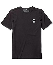 Men's Short Sleeve Boxed Logo Tee