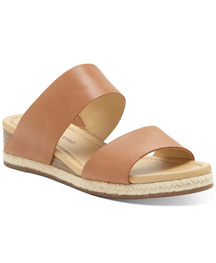 Lucky Brand - Women's Wyntor Wedge Sandals