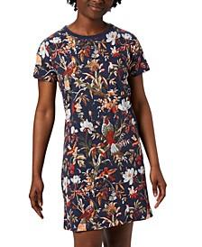 Women's Park Cotton T-Shirt Dress