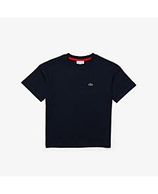 Big Boys Short Sleeve Jersey T-shirt