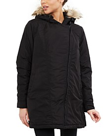 Three-In-One Puffer Coat