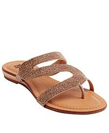 Nylah Flat Sandal