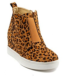 Raja Wedge Sneaker