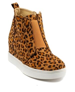 Raja Wedge Sneaker Women's Shoes