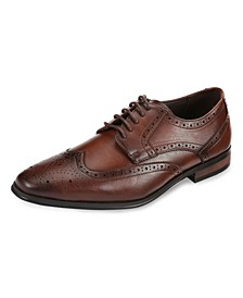 Men's Formal Oxford Wingtip Dress Shoes