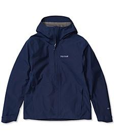 Men's Minimalist Hooded Jacket