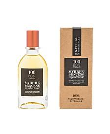 Myrrhe Encens Mysterieux Eau Concentrate Spray Unisex, 1.7 oz