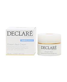Ocean's Best Cream Jar, 1.7 oz
