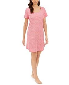 Cotton Sleep Shirt Nightgown, Created for Macy's