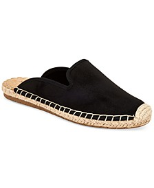 Women's Patuniaa Espadrille Mules, Created for Macy's
