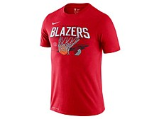 Portland Trail Blazers Men's Hoops Time T-Shirt