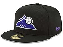 Colorado Rockies Clubhouse 59FIFTY Cap