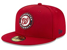 Washington Nationals 2020 Clubhouse 59FIFTY-FITTED Cap