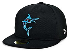 Miami Marlins 2020 Batting Practice 59FIFTY-FITTED Cap