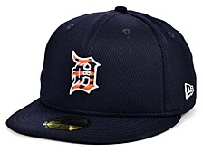 Kids Detroit Tigers 2020 Batting Practice 59FIFTY-FITTED Cap