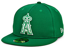 New Era Los Angeles Angels 2020 Men's St. Pattys Day Fitted Cap