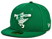 Baltimore Orioles 2020 Men's St. Pattys Day Fitted Cap