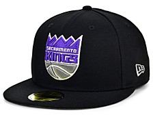 Sacramento Kings Men's Fitted Cap