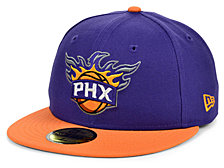 New Era Phoenix Suns The Pennant Patch 59FIFTY-FITTED Cap