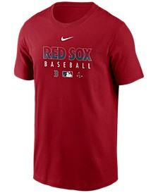 Boston Red Sox Men's Early Work Dri-Fit T-Shirt