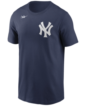 Nike New York Yankees Men's Coop Mickey Mantle Name and Number Player T-Shirt