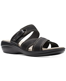 Collection Women's Alexis Art Flat Sandals