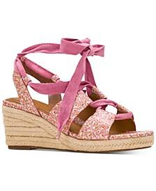 Riva Wedge Sandals