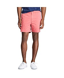 "Men's Classic Fit Stretch Prepster 6"" Shorts"