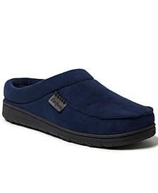 Men's Moc Toe Clog Slippers