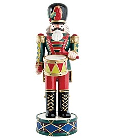Green Nutcracker Collectible Figurine