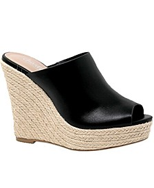 Andes Wedge Sandals