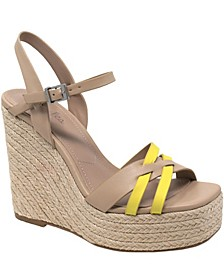 Dulce Wedge Sandals