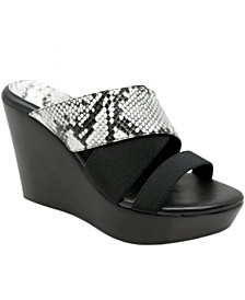 Fefe Wedge Sandals