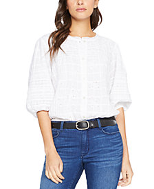 Sanctuary Country Lane Embroidered Top