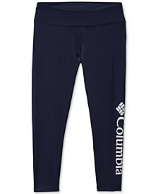 Columbia Cropped Logo Leggings