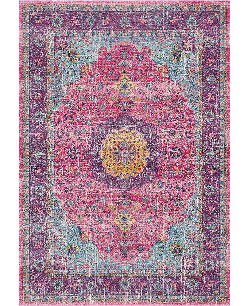 nuLoom Bodrum Vintage-Inspired Persian