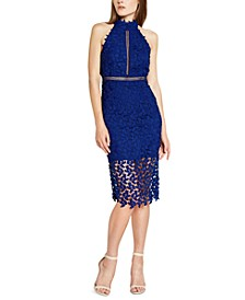Gemma Lace Sheath Dress
