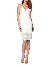 Sienna Lace Sheath Dress