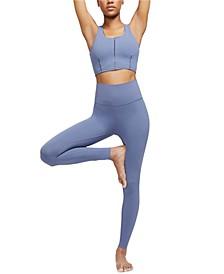Women's Yoga Dri-FIT Luxe Cropped Tank & Leggings