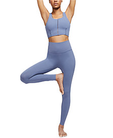Nike Women's Yoga Dri-FIT Luxe Cropped Tank & Leggings