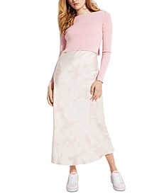 Aurelia 2-Pc. Sweater Dress