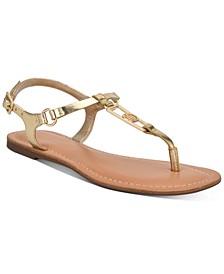 Landen Flat Sandals